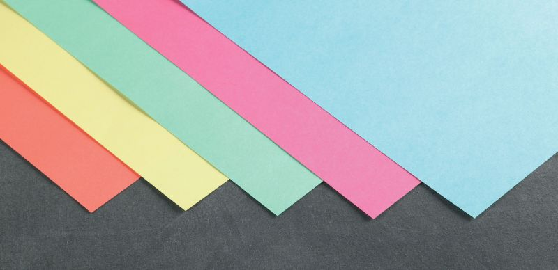 """0122 138 Fluorescent Tag Assorted - 22"""" x 28"""""""