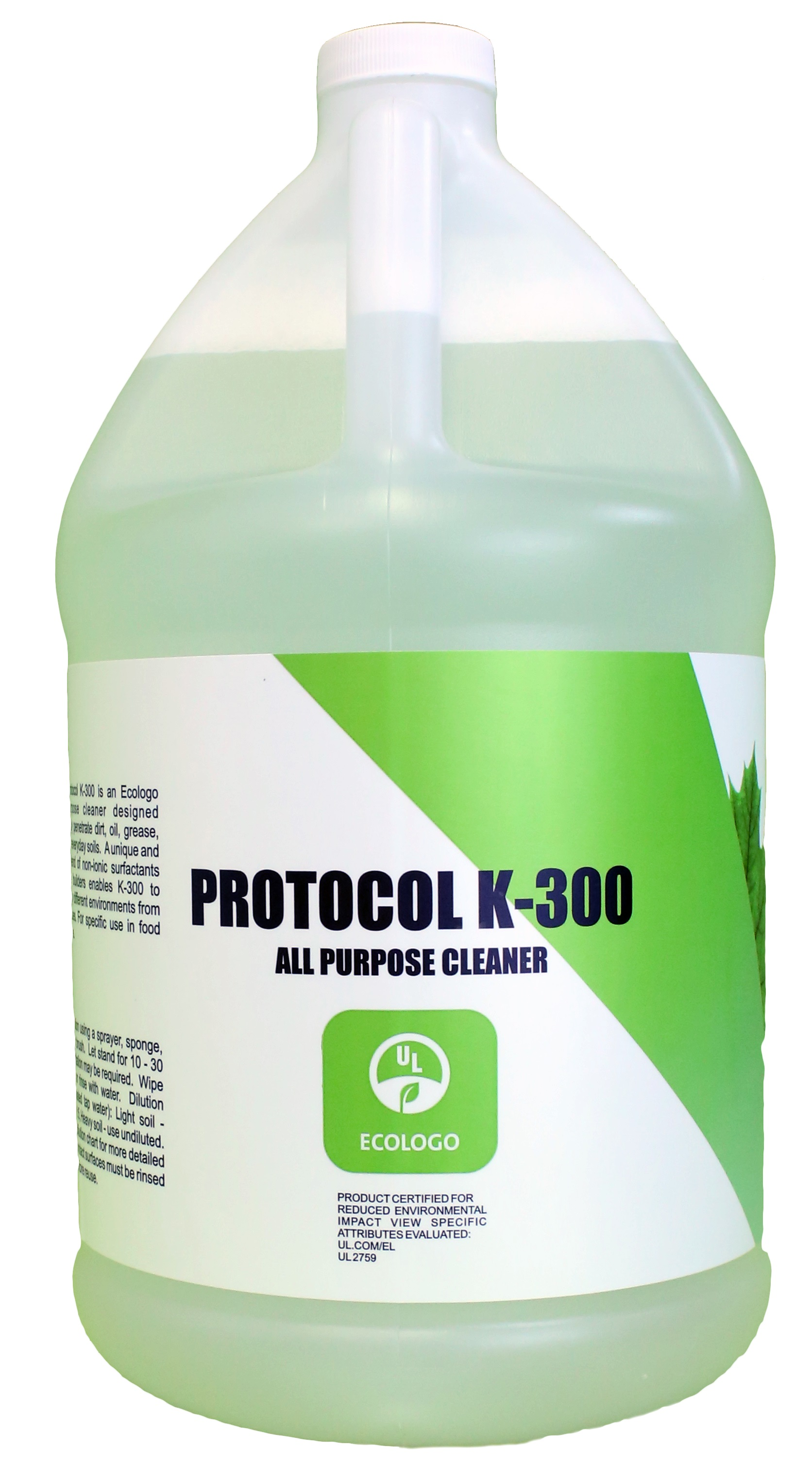 Protocol K300 UL Eco Certified All Purpose Cleaner - 4 Litres