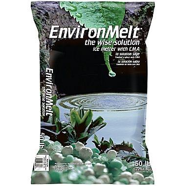 Environmelt Ice Melter Green - 50lbs.