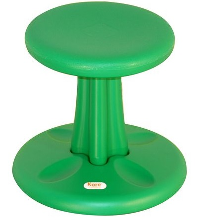 Kore Toddler Wobble Chair - 10 inch - Green